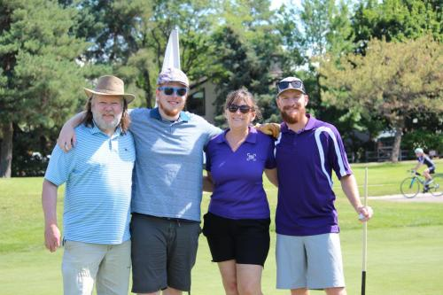 Memorial Golf Tournament 2018 - Teams