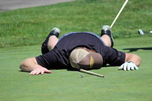 Memorial Golf Tournament 2018 - Candid Shots