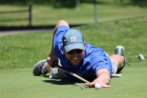 "Memorial Golf Tournament 2018 - ""Pool Putting"""